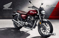 Honda CB350 DLX with retro looks launched in Nepali market