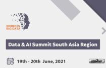 Women in Big Data South Asia Region to conduct Virtual Data and AI Summit