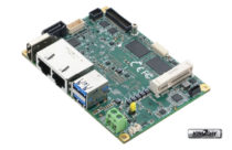 This mini PC looks like the Raspberry Pi, but much more powerful and expensive