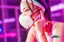 LG's PuriCare Wearable Air Purifier mask gets new edition with microphone and built-in speakers