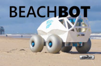 Microsoft's AI Robot is dedicated to cleaning up the beaches