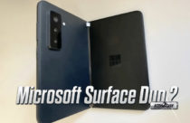 Microsoft Surface Duo 2 leaked image shows bulkier rear camera