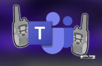 Microsoft Teams turns your iPhone into a Walkie Talkie