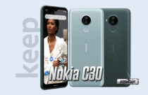 Nokia C30 launched with 6000 mAh battery and Android 11 Go Edition