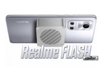 Realme Flash : Smartphone with first Magnetic wireless charger equivalent to Apple Magsafe