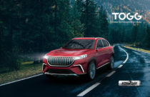 TOGG - Turkey's first electric car charges from 0 to 80% in less than 30 minutes
