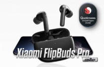 Xiaomi Flipbuds Pro are the first headphones to be equipped with Snapdragon Sound